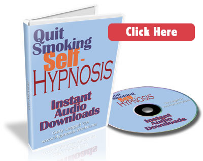 self hypnotherapy course to stop smoking